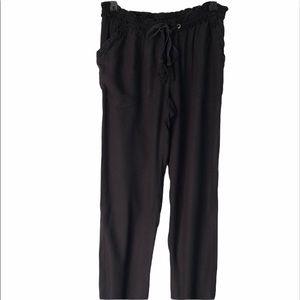 Anthropologie black dress pants